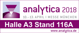 GC Ovens at Analytic 2018 show in Hall A3 Booth 116A